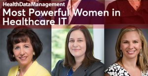 Genevieve Morris Named One of the Most Powerful Women in Health IT